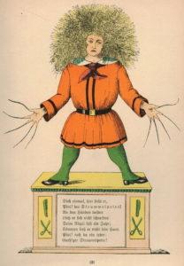 ADHS 1845: Der Zappelphilipps im Struwwelpeter